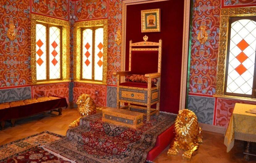 Деревянный дворец царя Алексея Михайловича