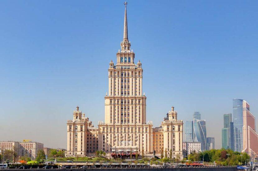 moscow hotel ukraine