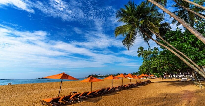 Шри-Ланка летом