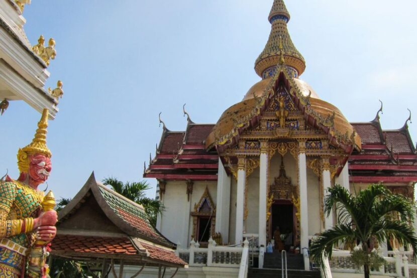 Храм Wat Chaimongkon