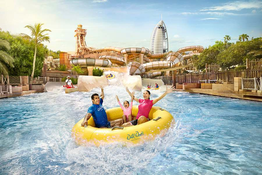 Аквапарк Wild Wadi Waterpark