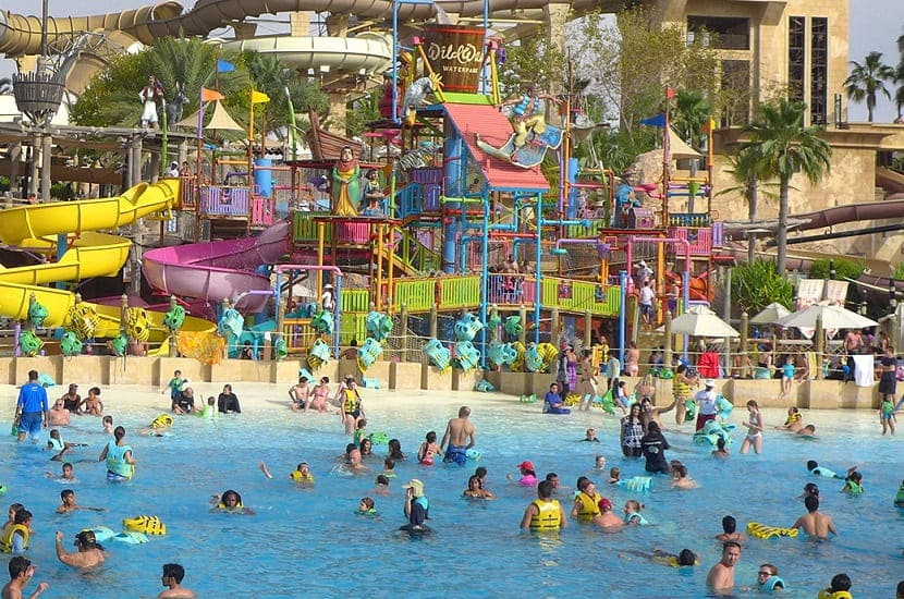 Аквапарк Вайлд Вади в Дубае - цены, фото, где находится