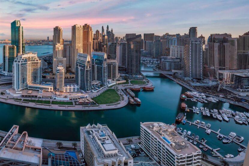 Дубай Марина - как добраться, отели, пляж, фото, что посмотреть