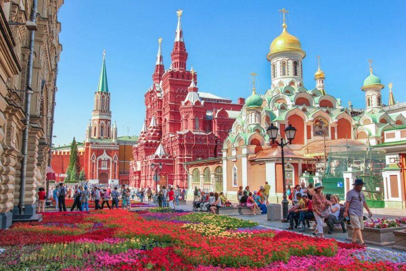 Никольская церковь в Москве