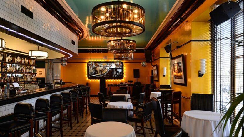 Рестораны и ночные клубы Москвы