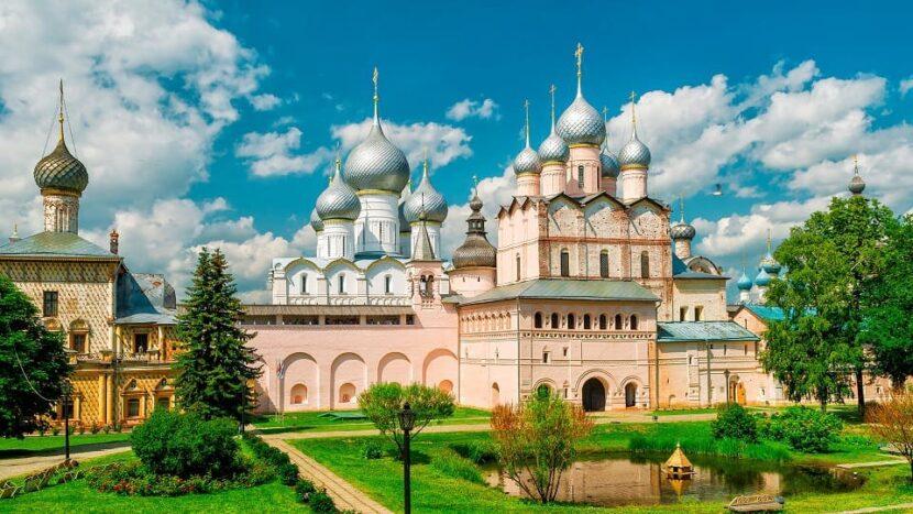 регион Золотое кольцо в Москве