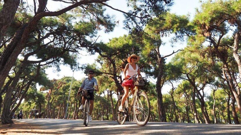 Бююкада велосипед