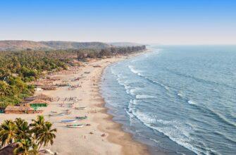 Пляж Палолем на Гоа - как добраться, жилье, чем заняться, фото