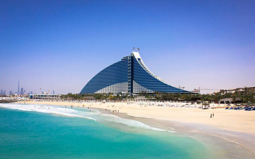 Пляж Джумейра в Дубае - цена, где находится, описание, фото