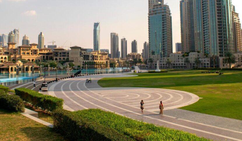 Парк Сафа в Дубае - где находится, как добраться, фото