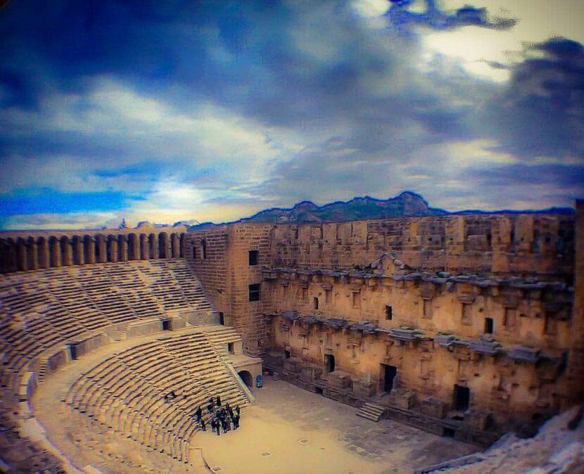 Один из древнейших городов