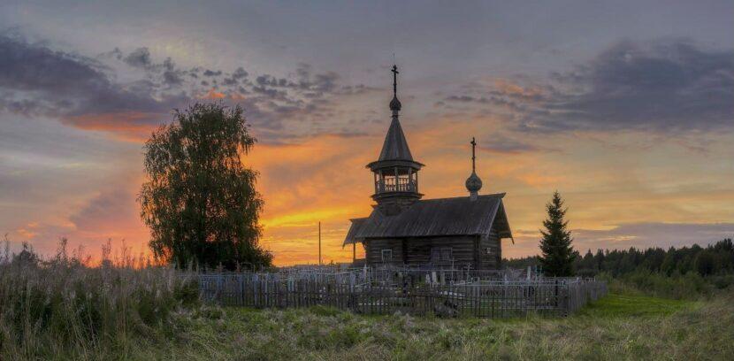 деревня Карелия
