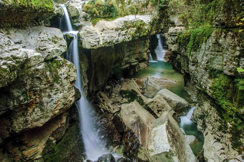 каньон Кутаиси