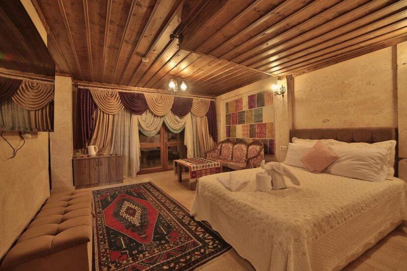 Отель Goreme Cave Rooms