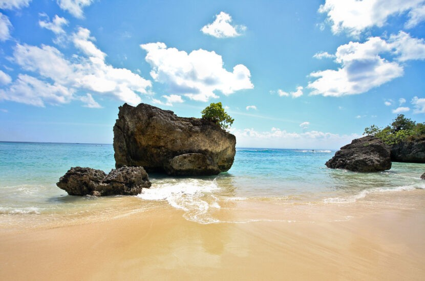 Красота пляжа