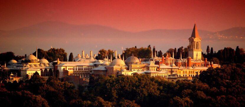 Топкапа, Турция