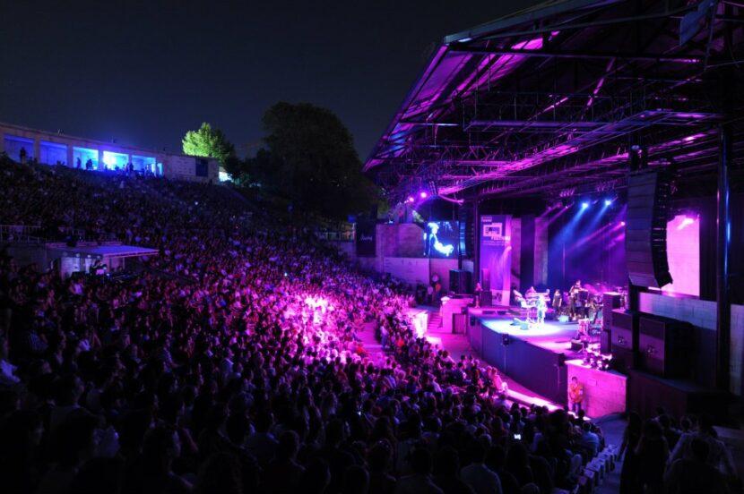 джазовый фестиваль Стамбула