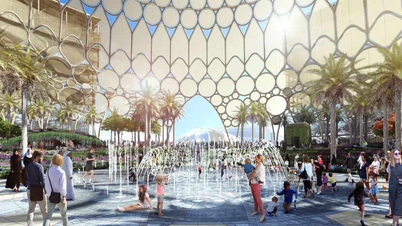Выставка Dubai Expo 2020
