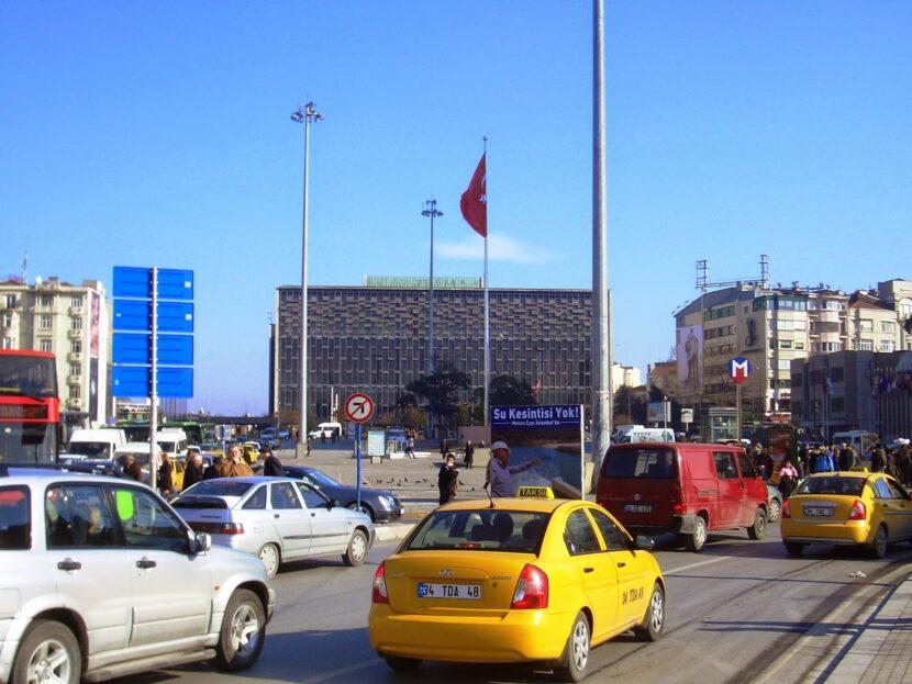 Такси Стамбула