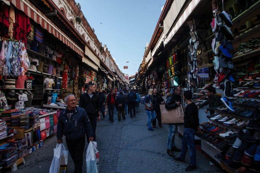 Рынок Ортакей Четверг (Рынок Старой Нации)