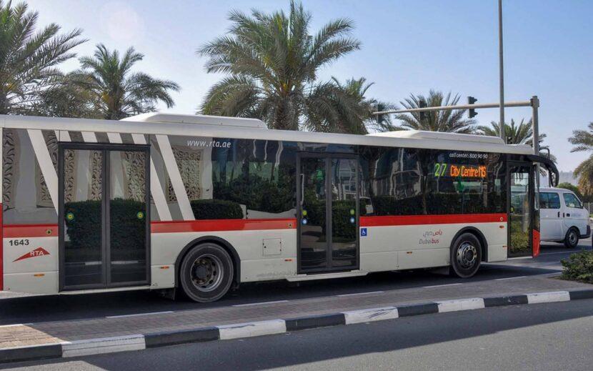 Автобус Абу-Даби