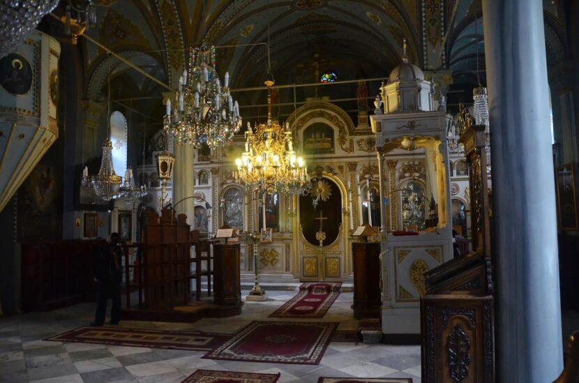 Церковь Айя Йорги