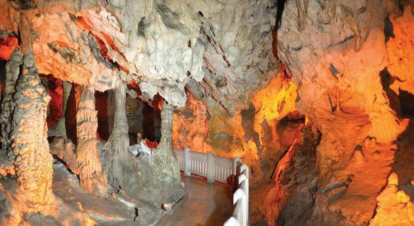 Пещера Инсую