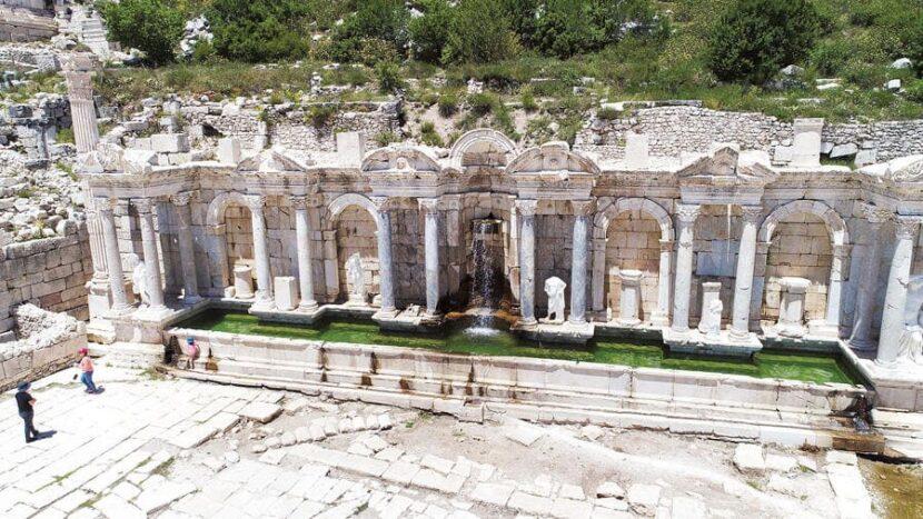 Древний Город Сагалассос