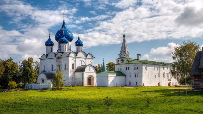 Суздаль Кремль