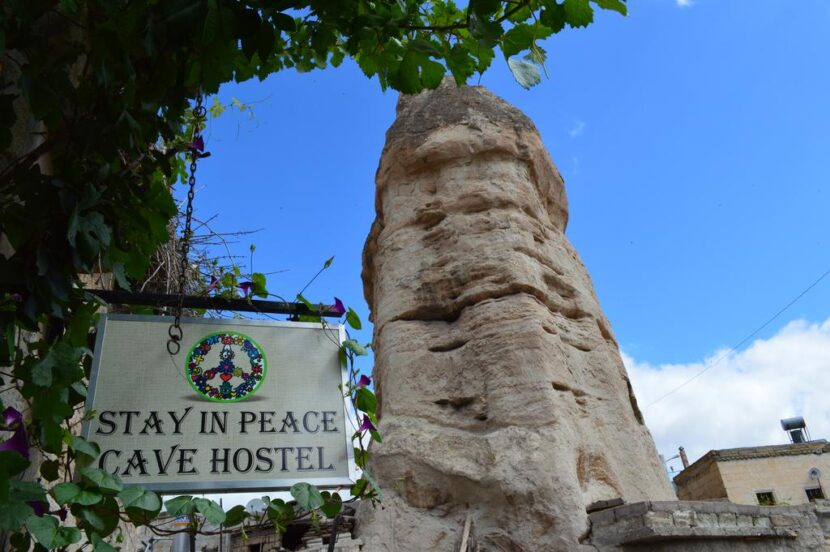 Хостел Stay in Peace Cave Hostel
