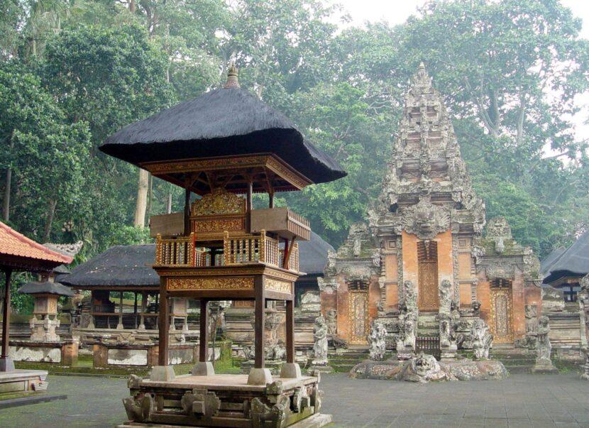 Храмы Убуда на Бали - фото с названием и описанием [10 мест]