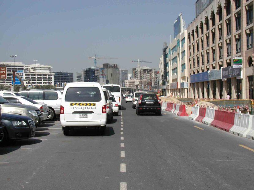 Дорога Абу-Даби