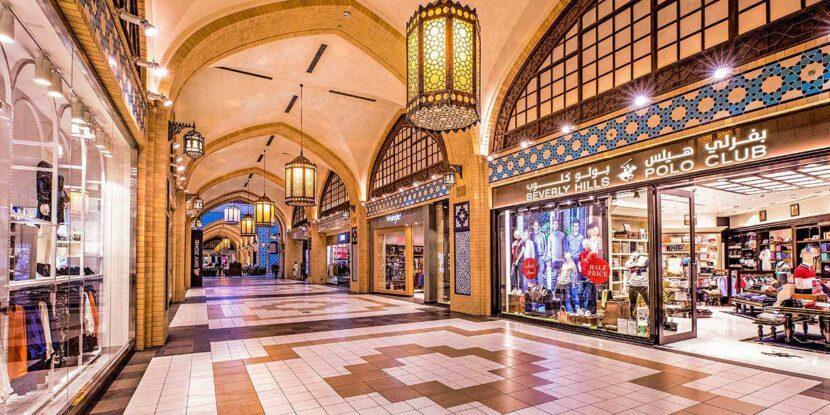 Торговый центр Ibn Battuta Mall