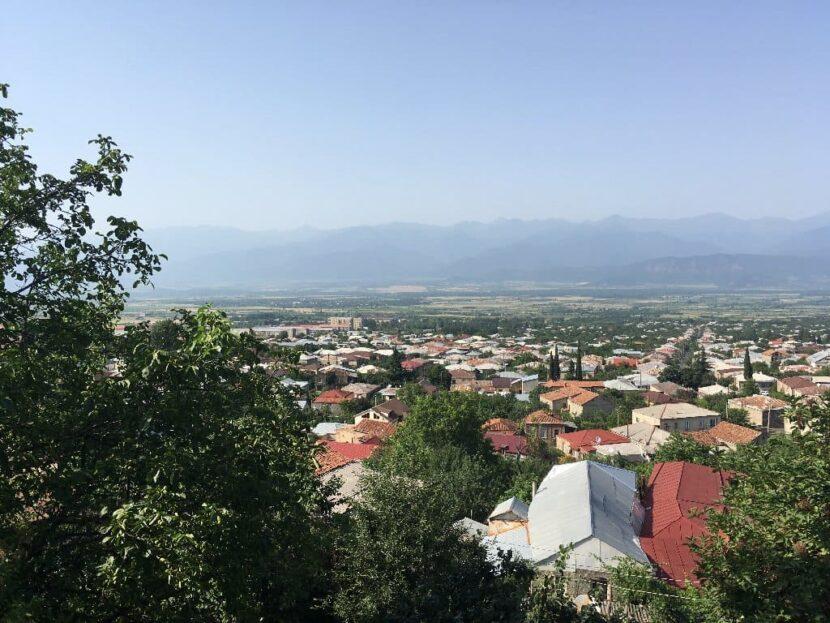 деревня Абано