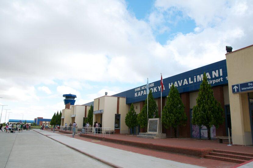 Аэропорт Невшехир Кападокья