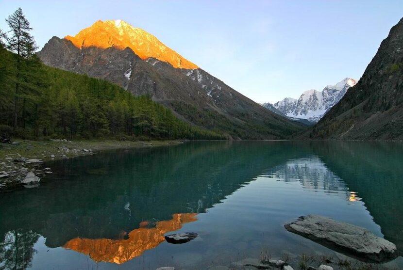 Алтайская природа
