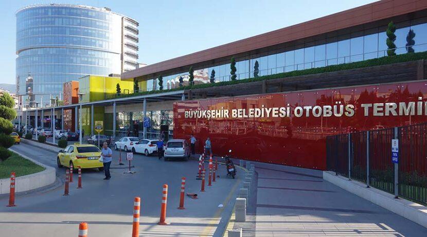 Автовокзал Денизли