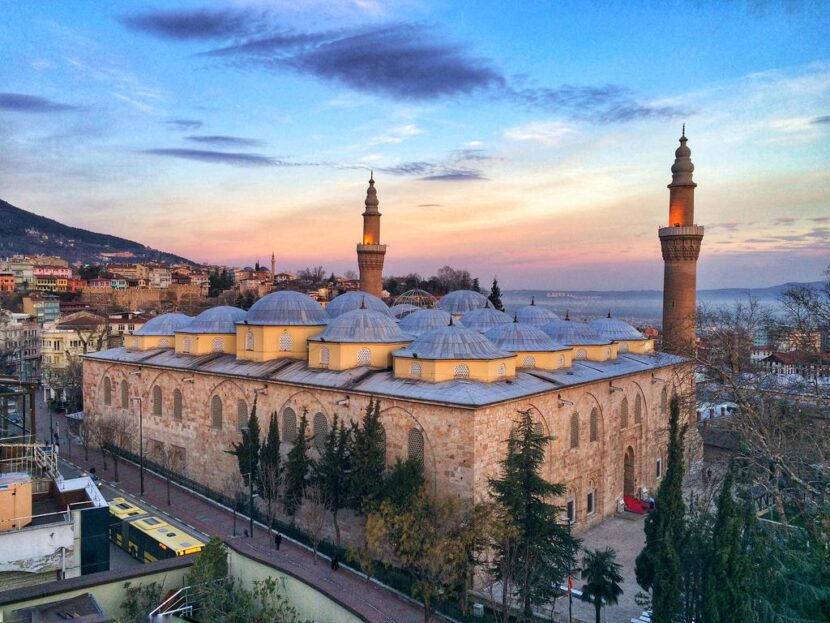 Бурса Турция