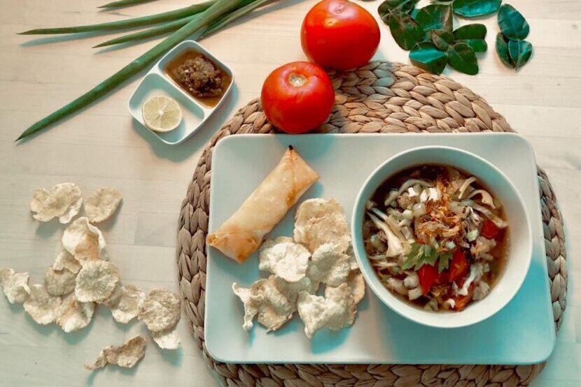 ресторан Dapoer Kita