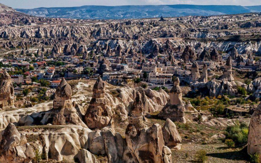 Долина для путешествий Турция