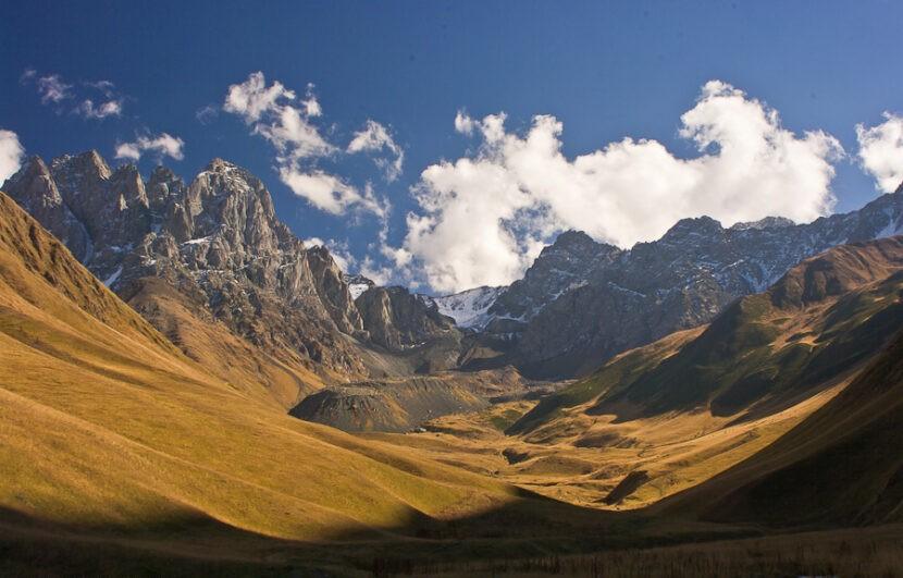 Долина Сно Грузия