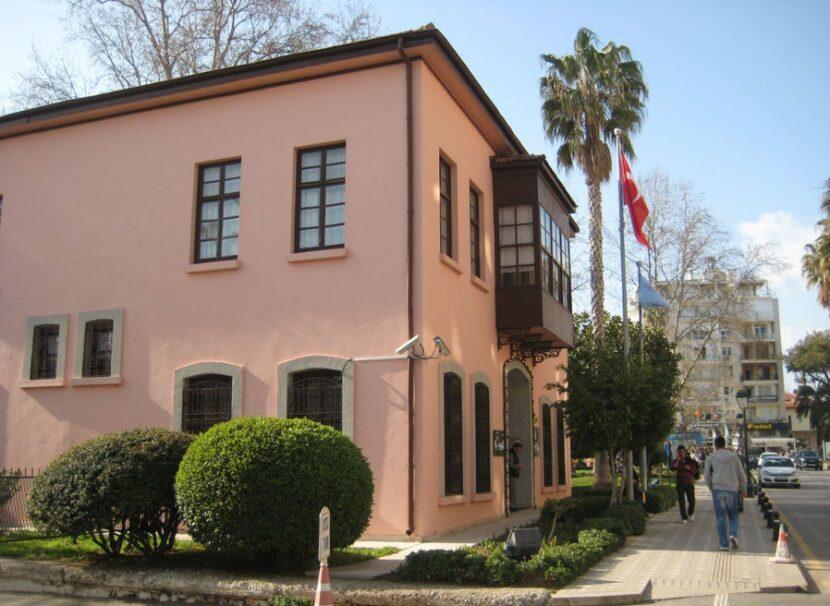 Дом Ататюрка