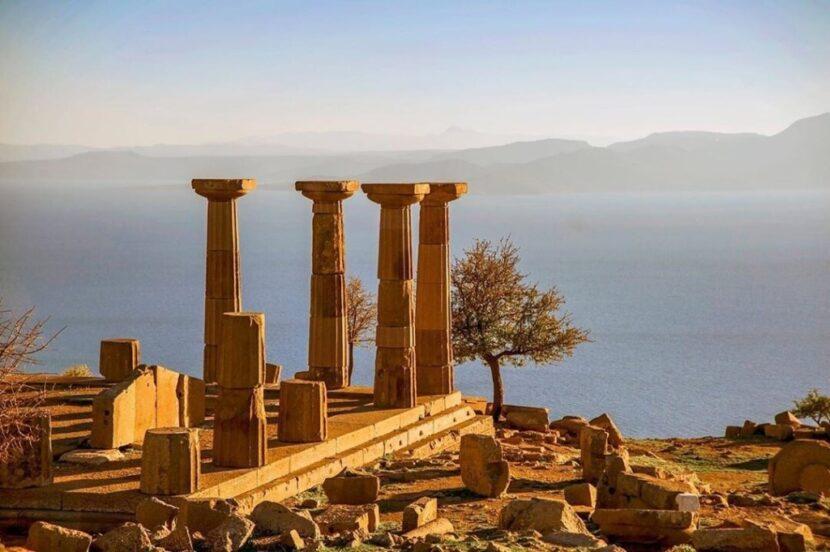 древний город Ассос