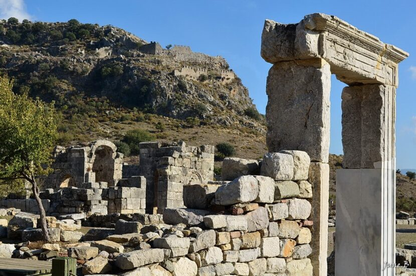 древний город Каунос