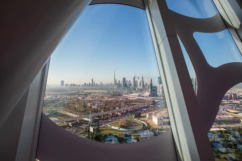 Рамка в Дубае