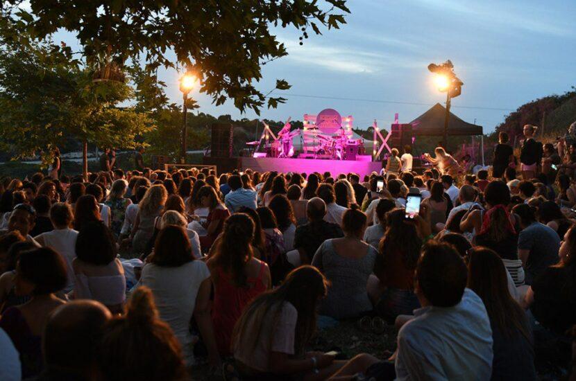джазовый фестиваль Бозджаада