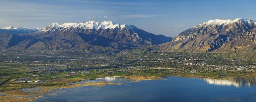 долина Юта