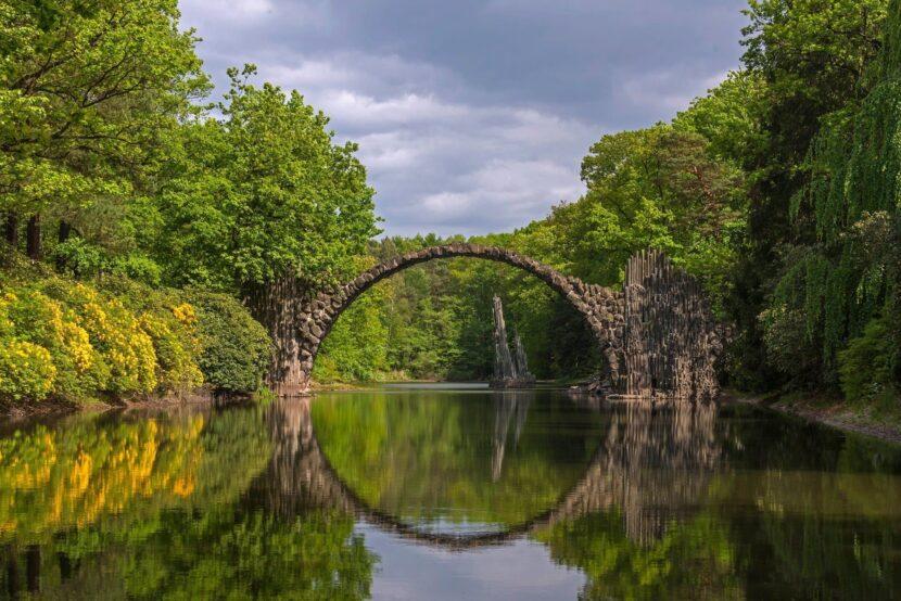 Лириодендронный Мост