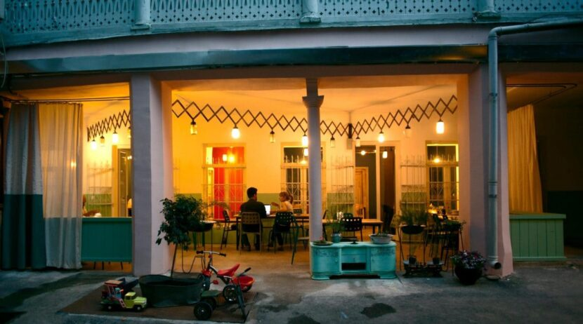 ресторан Эзо