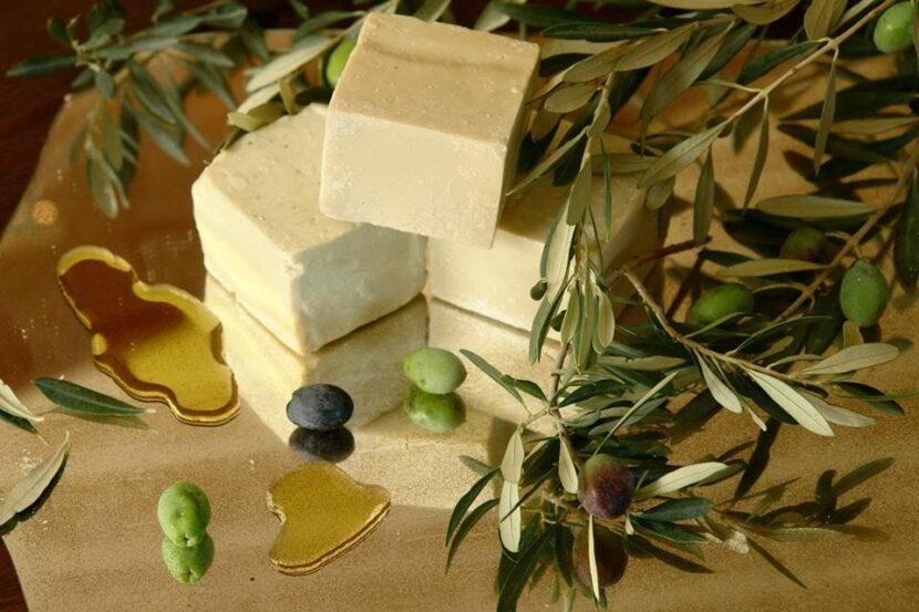 фабрика оливкового масла и мыла